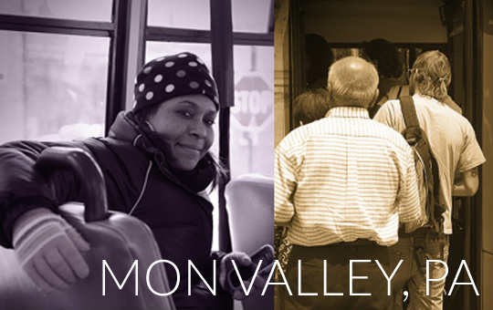 Mon Valley, PA – Connecting challenged rural communities to jobs