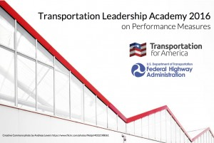 Transportation leadership academy performance measures